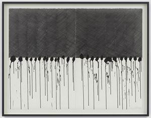 Black Rain by Takesada Matsutani contemporary artwork