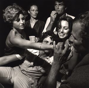 Untitled by Larry Fink contemporary artwork