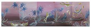 Im Wohlbefinden grasen by Bernhard Martin contemporary artwork