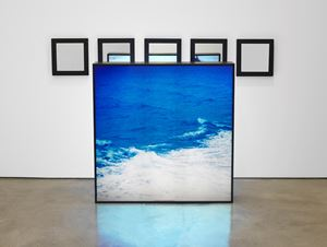 Untitled (Water) E by Alfredo Jaar contemporary artwork