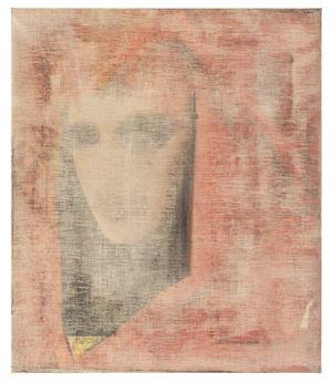 Come Through by Kirsten Glass contemporary artwork