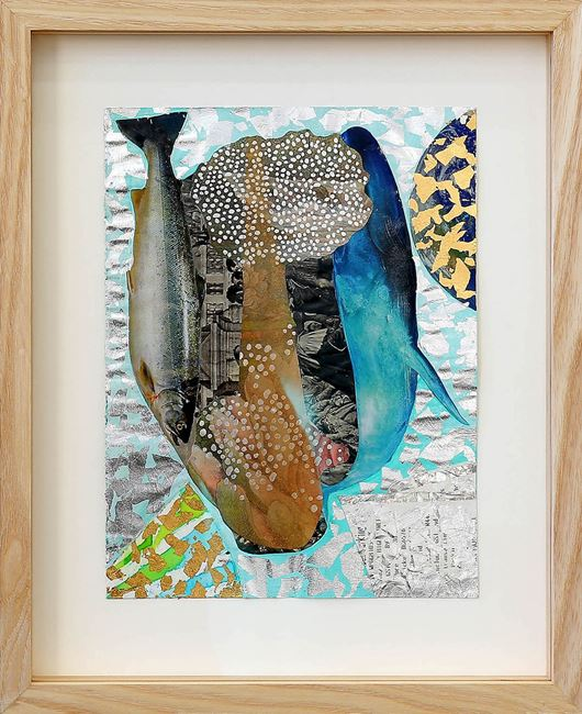 thick and fast by Miranda Parkes contemporary artwork