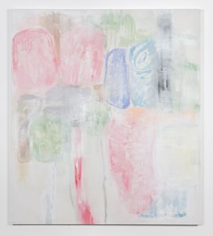 two balls and a tongue by Heike-Karin Föll contemporary artwork