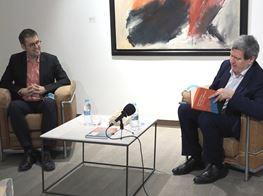 Rueda de prensa 'José Guerrero. La Influencia de los EE.UU.' con Juan Manuel Bonet