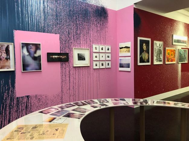 Exhibition view: Group Exhibition,PHOTO: The First Survey of All Photographic Works Made by Artists for Parkett since 1984, Parkett, Zurich (7 June–30 November 2019). Courtesy Parkett.