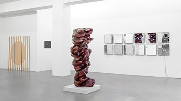 Contemporary art exhibition, Group Exhibition, Objects are closer than they appear at Buchmann Galerie, Berlin
