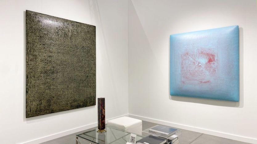 Tina Keng Gallery, Frieze New York 2021 (5–9 May 2021). CourtesyTina Keng Gallery, Taipei.