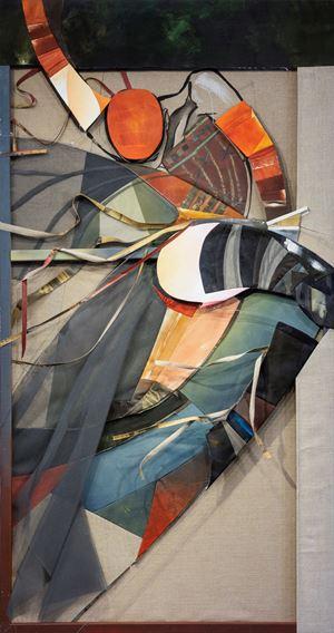 Dancer by Jann Haworth contemporary artwork
