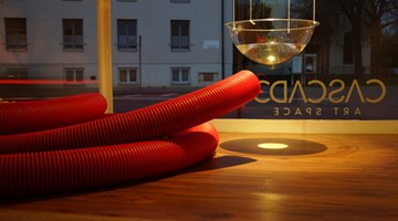 Cascade Art Space contemporary art gallery in Kehl, Germany
