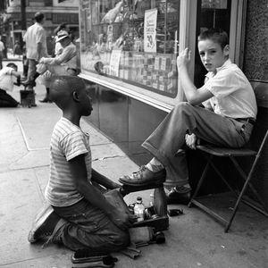 New York, NY by Vivian Maier contemporary artwork