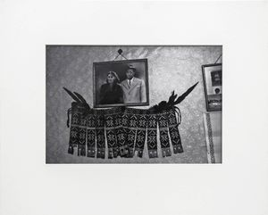 Mementos, Pipiriki by Anne Noble contemporary artwork