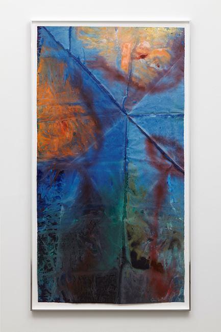 Untitled by Sam Gilliam contemporary artwork