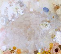 Nebula (Ancient Geyser) by Mark Rodda contemporary artwork painting