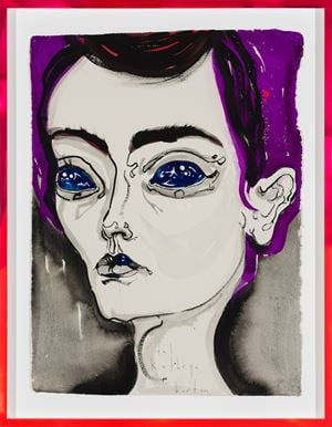 own it by Del Kathryn Barton contemporary artwork