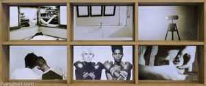 100 Years in 1 minute by Hu Jieming contemporary artwork