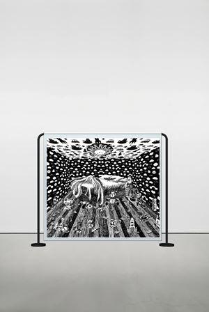 房間 The Room by Ting-Tong Chang contemporary artwork