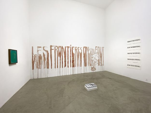 Exhibition view: Group Exhibition, Yesterday-Tomorrow, Baik Art, Los Angeles (21 March–31 May 2020). Courtesy Baik Art.