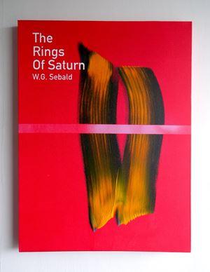 The Rings of Saturn / W. G. Sebald by Heman Chong contemporary artwork