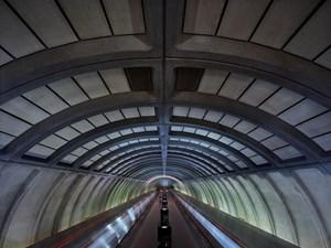Metro by Peter Steinhauer contemporary artwork