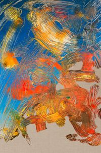 Dreaming Leaps Sonja Araquistian (After Ithell Colquhoun) by Matthew Stone contemporary artwork print