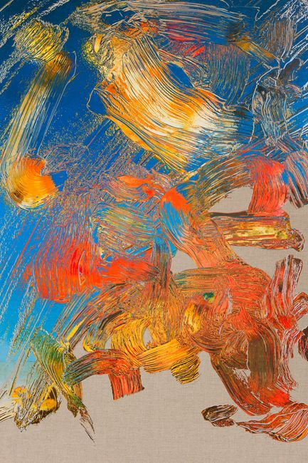 Dreaming Leaps Sonja Araquistian (After Ithell Colquhoun) by Matthew Stone contemporary artwork