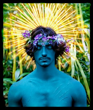 Behold by David LaChapelle contemporary artwork