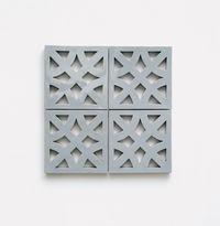 Framework by Bettina Pousttchi contemporary artwork ceramics