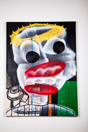 OO5 by Jahlil Nzinga contemporary artwork