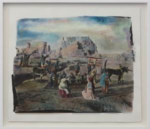 Silk Road #7 by Chen Nong contemporary artwork