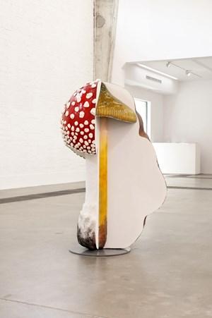 Giant Triple Mushroom by Carsten Höller contemporary artwork