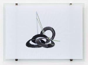 Gansevoort St / Hudson St (2020) by Sonia Leimer contemporary artwork
