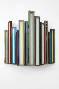 Usefulness of Uselessness - Compressed Window No. 07 by Song Dong contemporary artwork sculpture