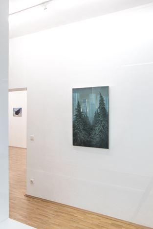 Exhibition view: Group Exhibition,Melanie Siegel & Jonah Gebka, Susan Boutwell Gallery, Munich (29 November 2019–18 January 2020). Courtesy Susan Boutwell Gallery.