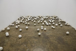 Knowledge Balls by Xi Song contemporary artwork