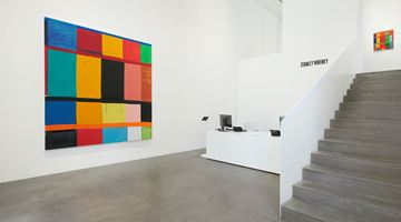 Contemporary art exhibition, Stanley Whitney, Stanely Whitney at Gagosian, Rome