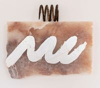 Mmm by Alison Wilding contemporary artwork sculpture