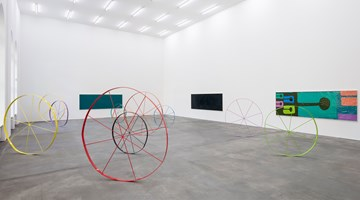 Contemporary art exhibition, Gary Hume, Gary Hume at Sprüth Magers, Berlin