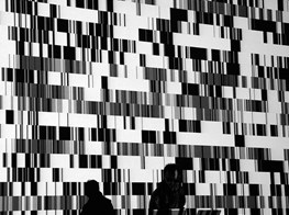 Math and Music: Ryoji Ikeda performs test pattern live in London