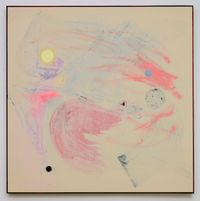Seeper by Sigrid Sandström contemporary artwork painting