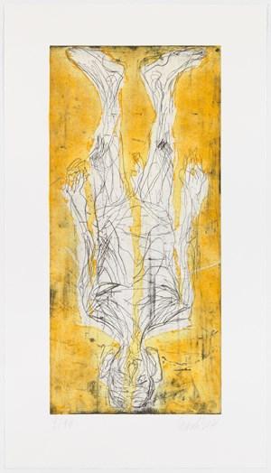 Ohne Hose in Avignon IV by Georg Baselitz contemporary artwork