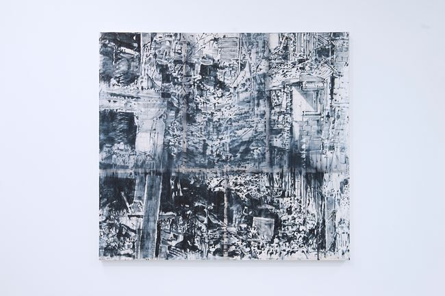 Identidad Oculta 69 by Jorge Tacla contemporary artwork