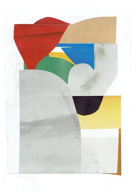 Lake Hayes 5 by Ed Bats contemporary artwork