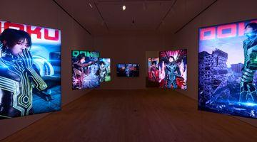 Contemporary art exhibition, Lu Yang, Doku: Digital Alaya at Jane Lombard Gallery, New York