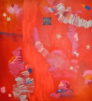 Hell or High Water by Minna Gilligan contemporary artwork