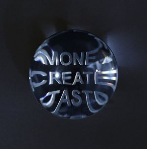 Money Creates Taste from Truisms, 1977–29 by Jenny Holzer contemporary artwork