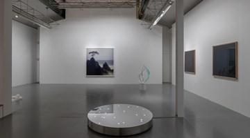 Contemporary art exhibition, Darren Almond, Tatsuo Miyajima, Mariko Mori, Group Exhibition at SCAI The Bathhouse, Tokyo, Japan