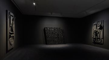 Contemporary art exhibition, Louise Nevelson, Yin Xiuzhen, Louise Nevelson & Yin Xiuzhen at Pace Gallery, Hong Kong