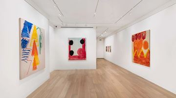 Contemporary art exhibition, Kimber Smith, Paintings: 1967 – 1980 at Cheim & Read, New York