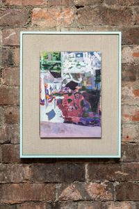 Talia by Victoria Morton contemporary artwork painting