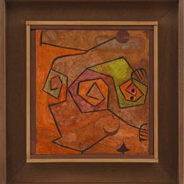 Paul Klee contemporary artist